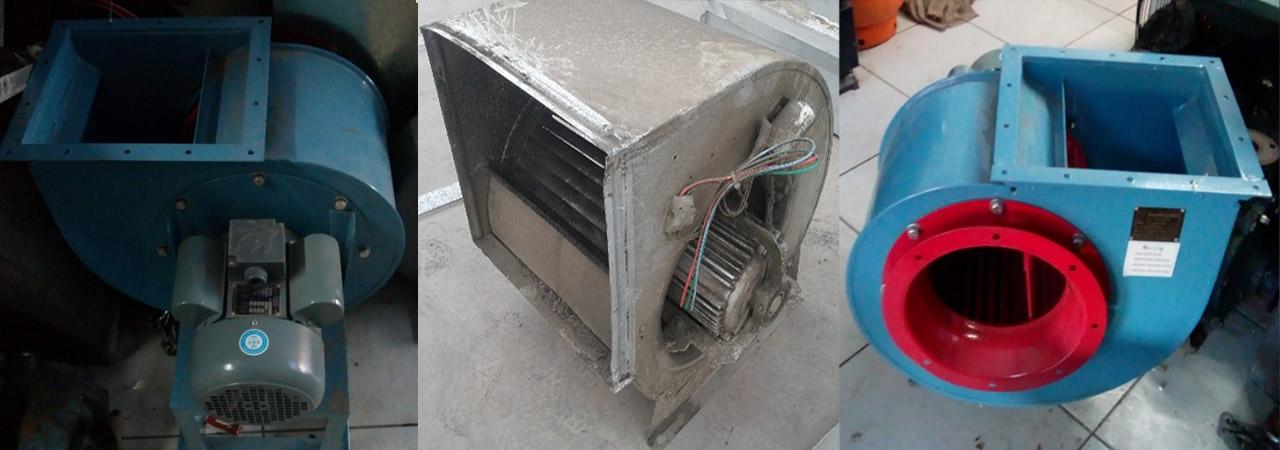 Mantención y Reparación de Extractores de Aire