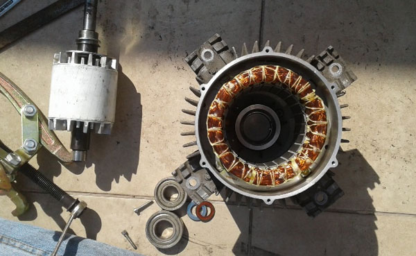 Serviciode Mantención y Reparación de Extractores de Aire